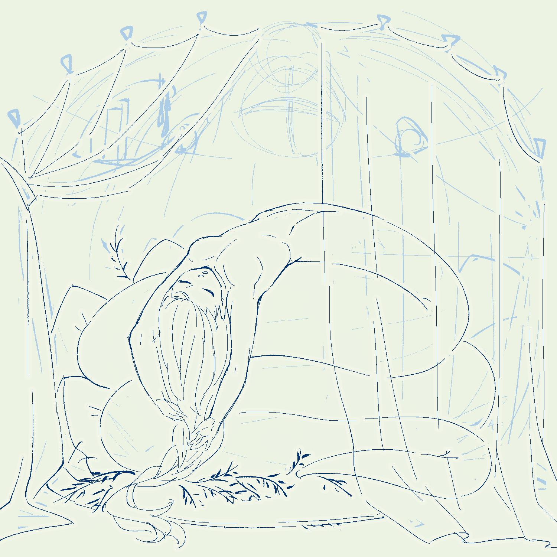 ラミアの冬眠