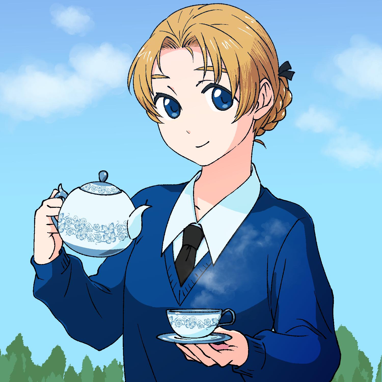 だからオレンジペコはお茶の名前じゃねーっつーの!