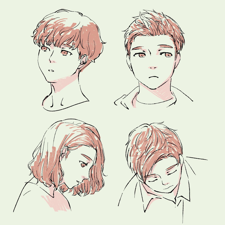 髪型変わると同じ人に見えない問題