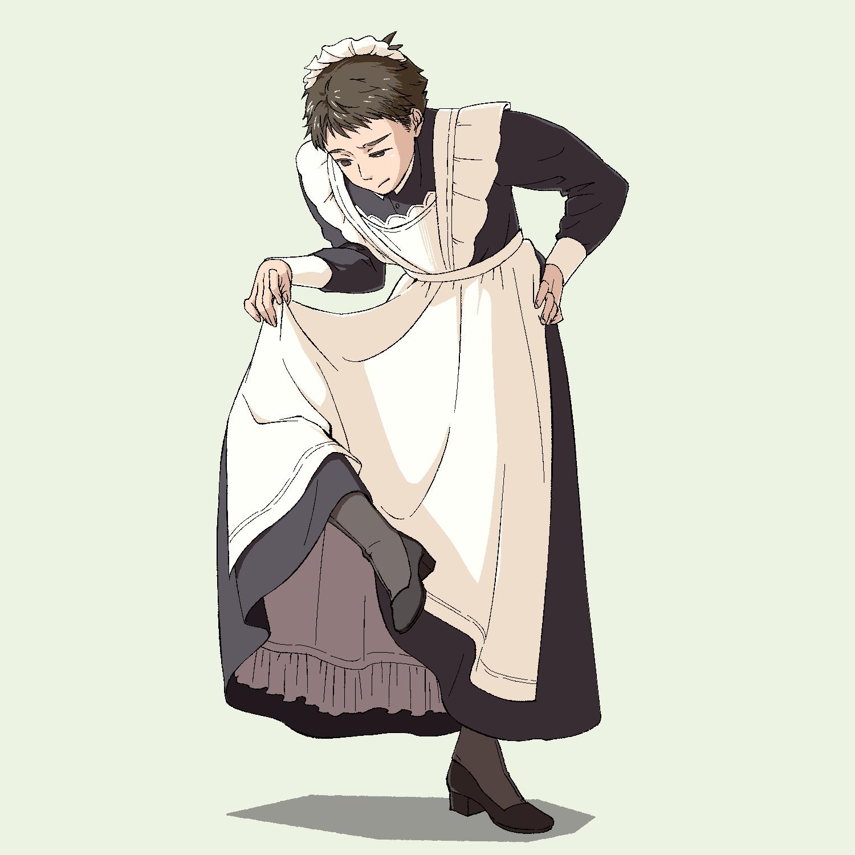 服(追加シェル)さえ用意すれば、とりあえずは着てくれるタイプ