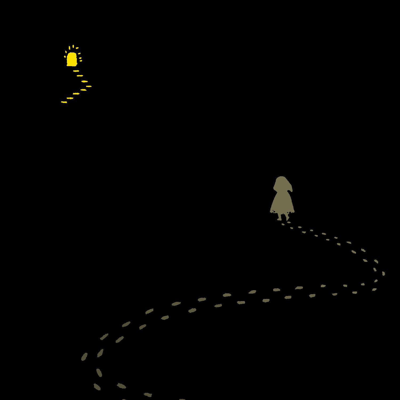 あの光っているところが、本当に行きたかったところか?