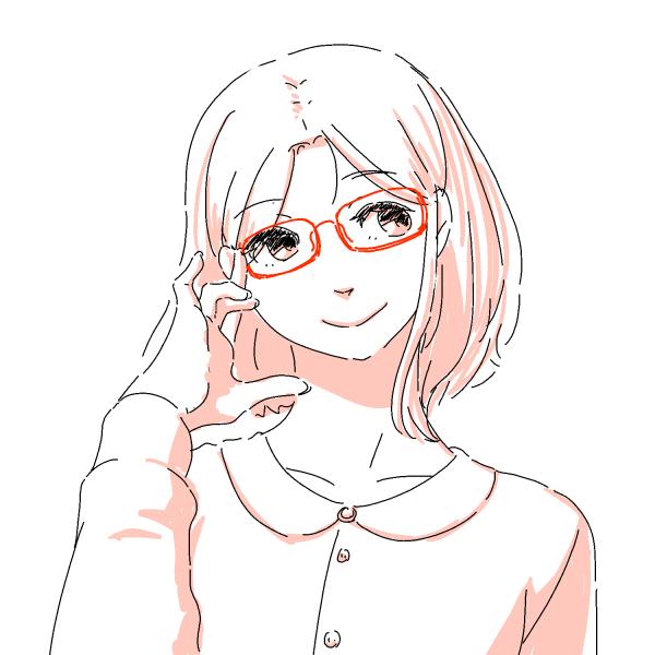 1・2・3・メガネ!